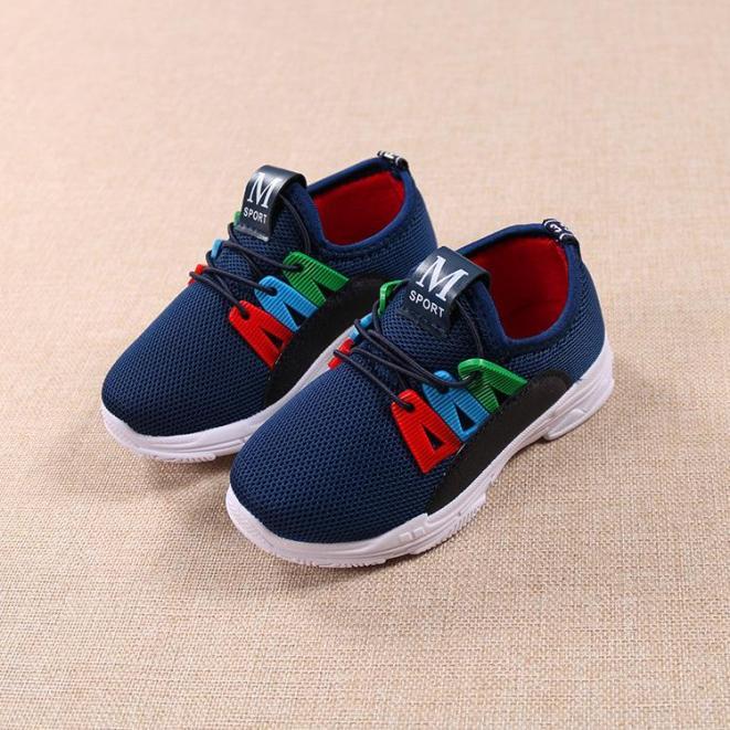 Giày thể thao cho bé RS173 (Xanh) Size 22-33 giá rẻ