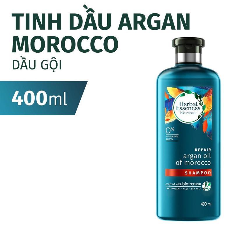 Dầu Gội Herbal Essences Tinh dầu MoroccanArgan 400ml