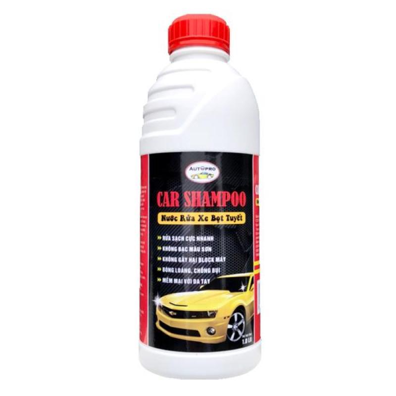 Nước rửa xe bọt tuyết Car Shampoo Autopro 1L GT817