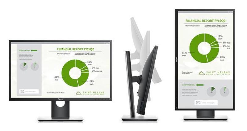 Bảng giá Monitor Dell 23.8Professional P2417H LED IPS Phong Vũ