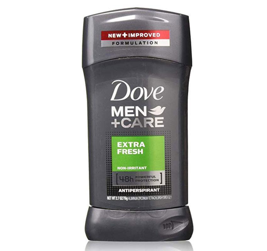 Lăn khử mùi Dove Men care Extra Fresh 76g - USA nhập khẩu