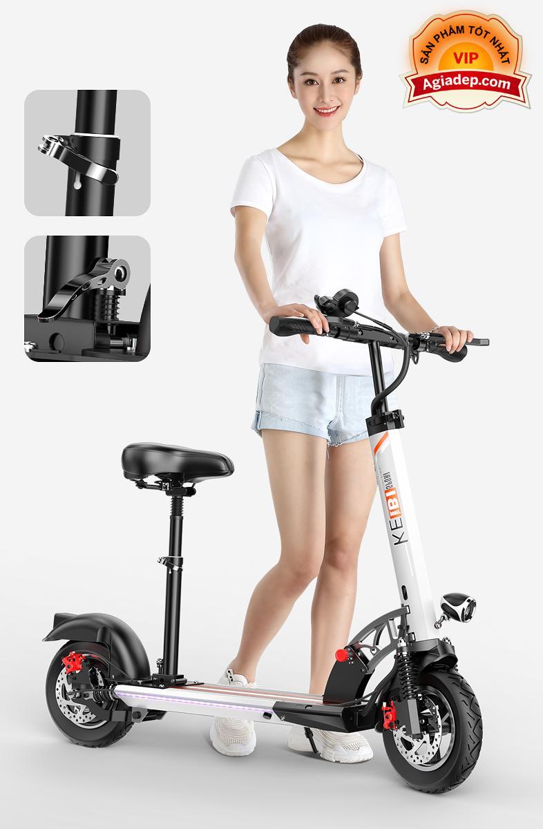 Xe điện X-Bike dùng trong Resort, Dạo phố - Sành điệu đẳng cấp nhà giàu Agiadep.com