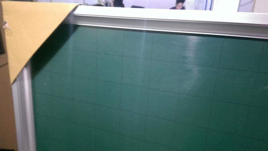 Mua Bảng từ xanh chống lóa Hàn Quốc 80 x120 cm (Tặng kèm hộp phấn, bông lau, nam châm)