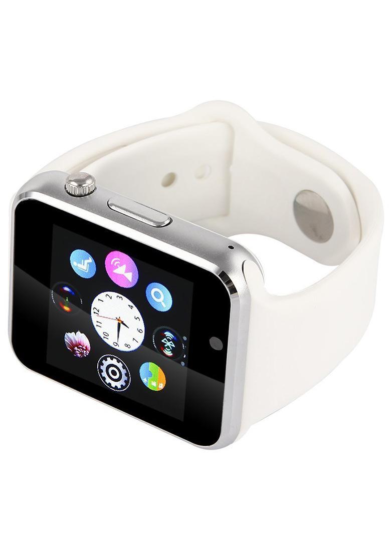 Hình ảnh ĐẠI HẠ GIÁ: Đồng hồ thông minh SMARTWATCH SA1 màu trắng kèm quà tặng
