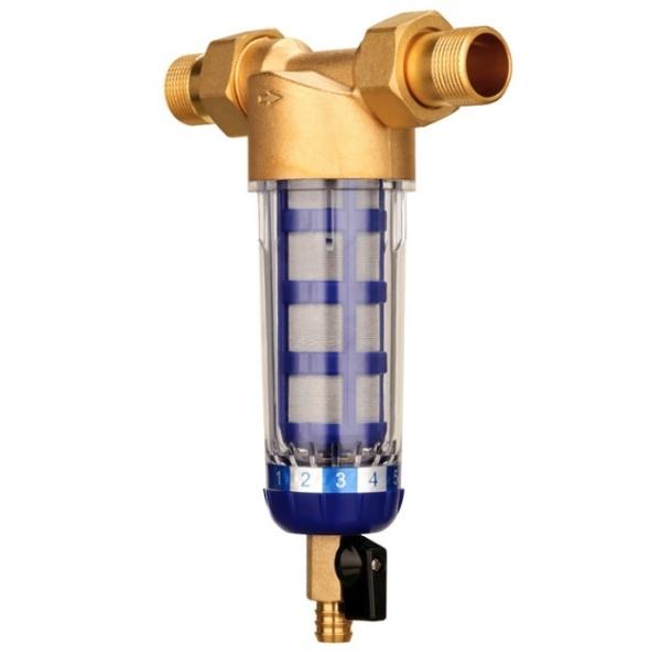 Bộ lọc nước sinh hoạt đầu nguồn LN02-18 - Lọc nước cho gia đình