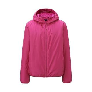 Áo khoác gió nữ lót lông cừu Parka của Uniqlo, hàng dư xịn 100% thumbnail