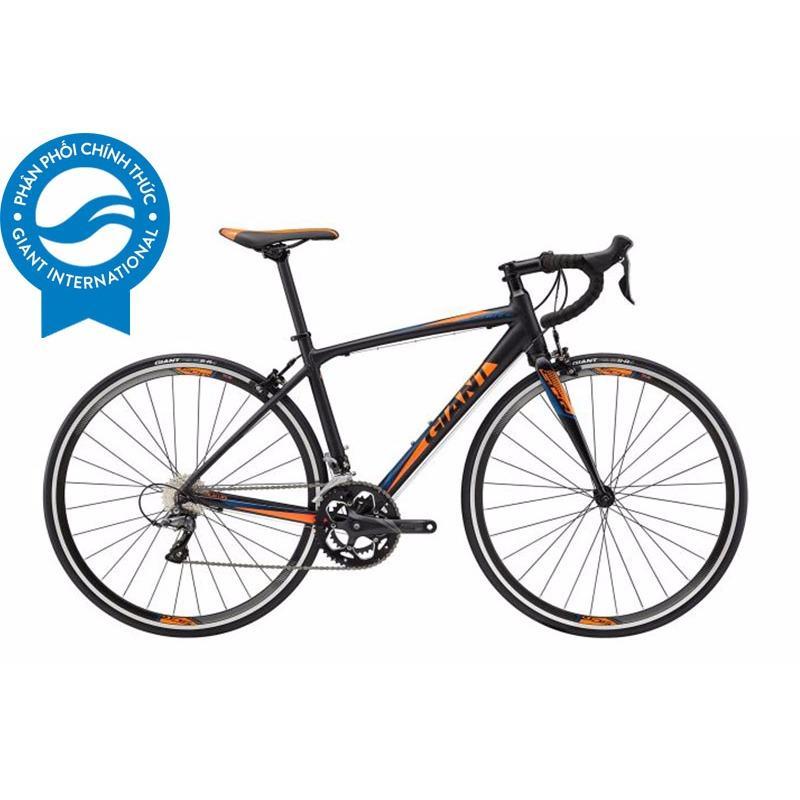 Xe đạp đua GIANT SCR 2- Size XS (Đen/Cam)