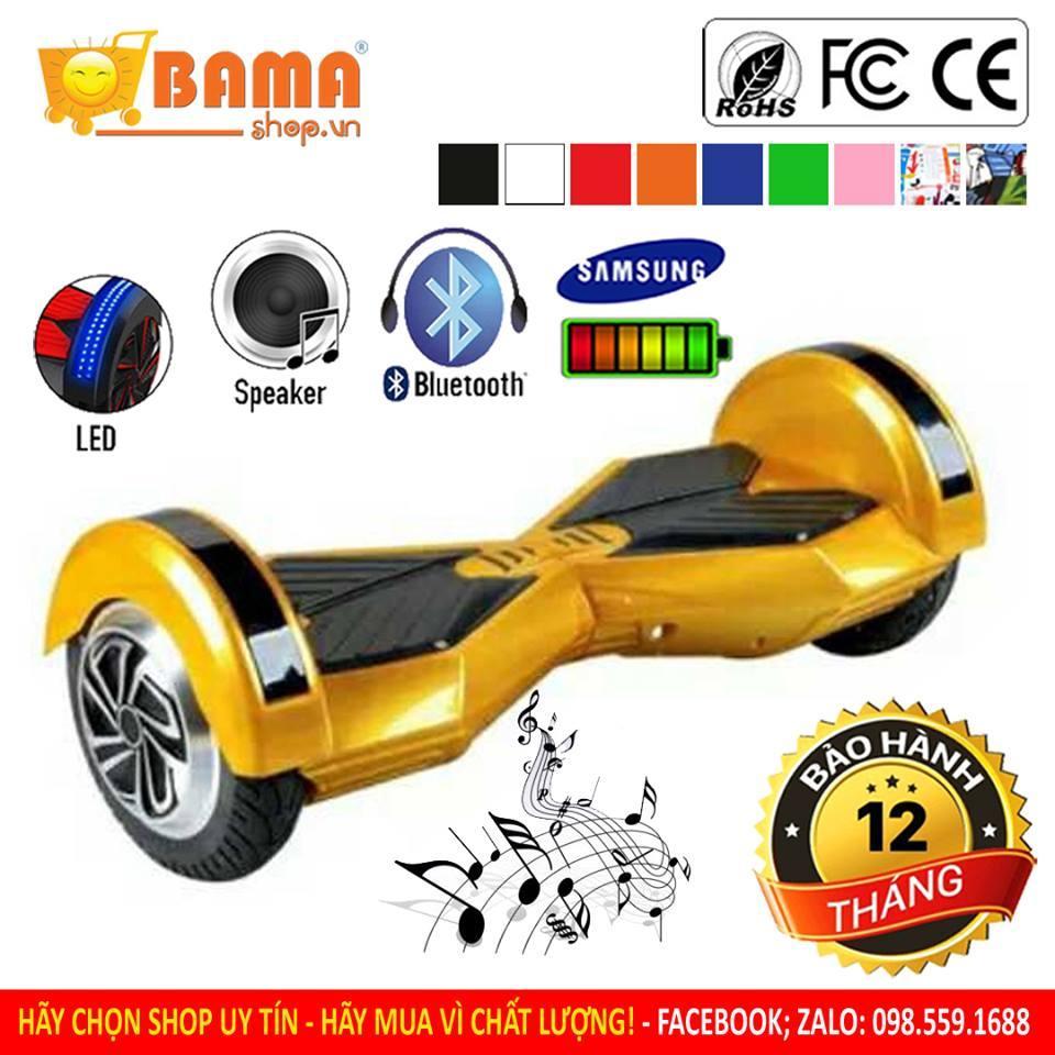 Xe điện tự cân bằng 8 inch BW-S8 cao cấp
