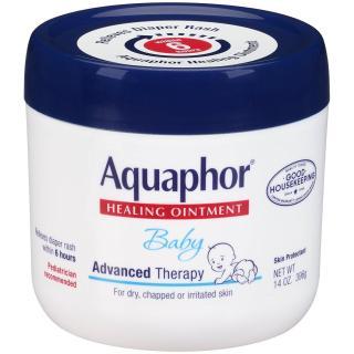 Kem tr ị hăm, dưỡng ẩm, tr ị k hô da, nứt nẻ Aquaphor Advanced 396g thumbnail