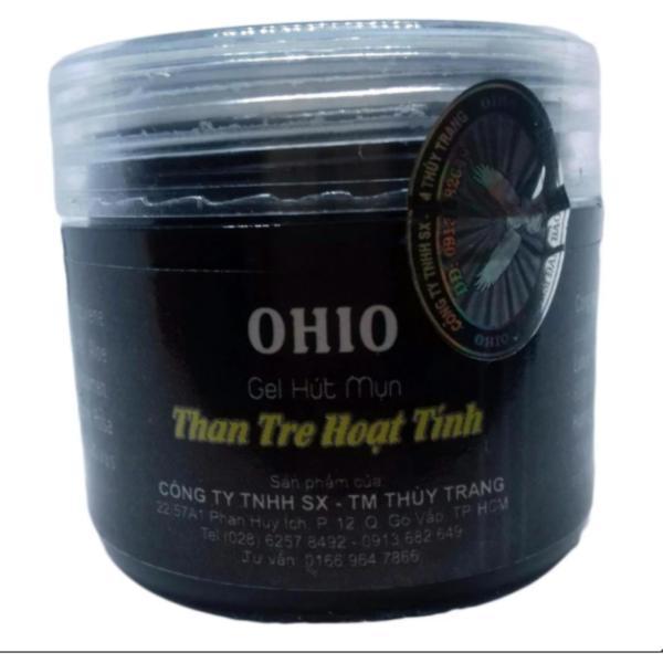 Gel Hút Mụn Ohio - Gel Than Tre Hoạt Tính - Hút Tận Gốc Các Loại Mụn