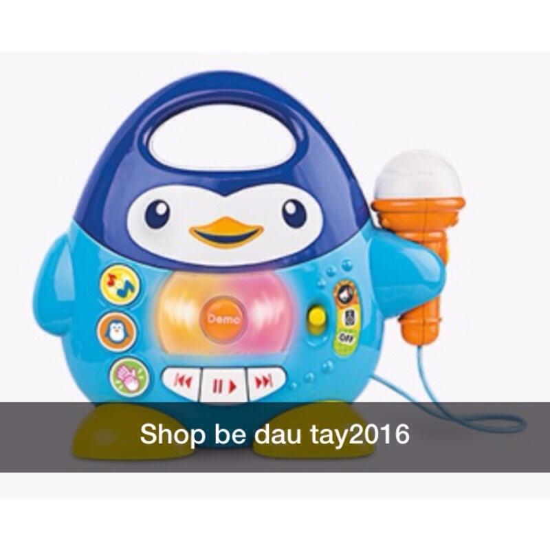 Hình ảnh Đồ chơi Winfun Penguin Music Player với Microphone