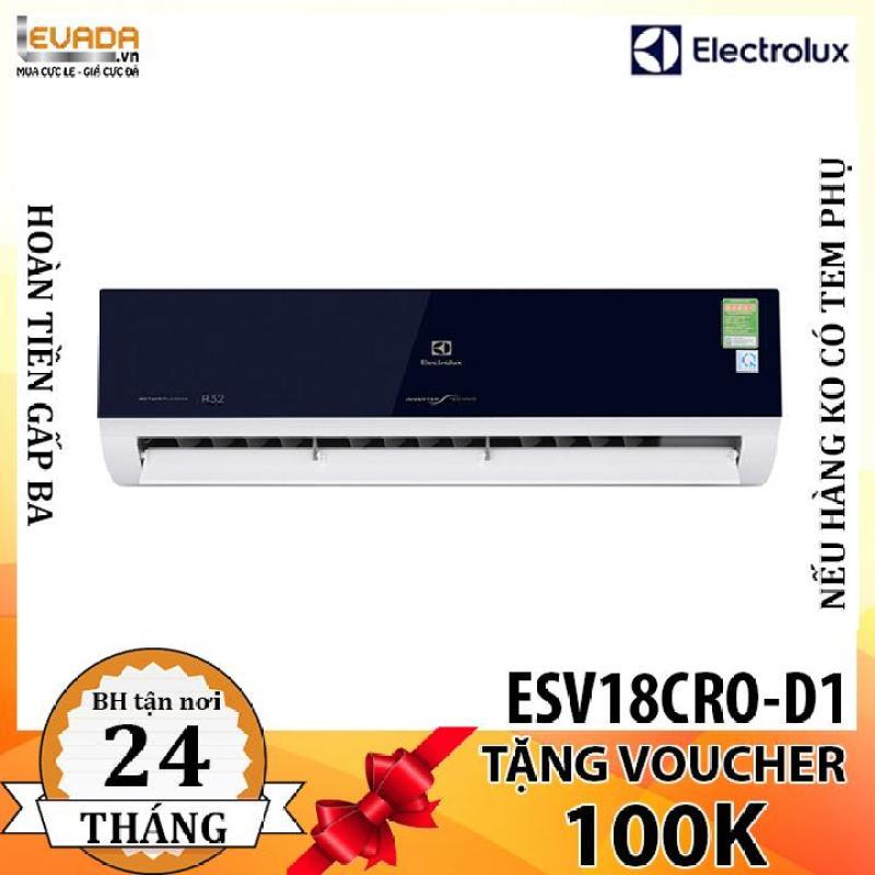 Bảng giá (ONLY HCM) Máy Lạnh Electrolux Inverter 2 HP ESV18CRO-D1