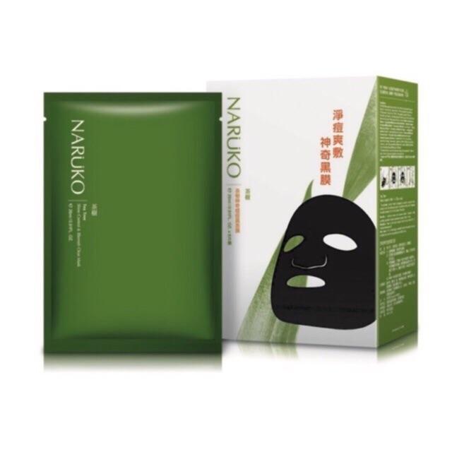 Mặt Nạ Naruko Tea Tree Shine Control & Blemish Clear