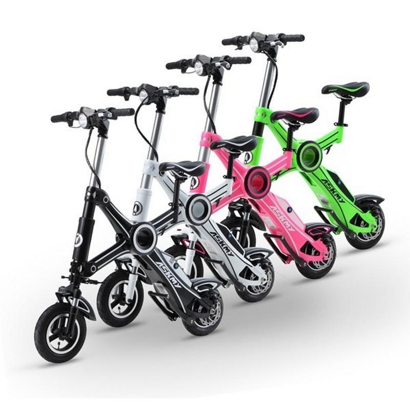 Xe đạp điện gấp gọn X-Bike X35
