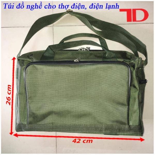 Túi đựng đồ nghề - Loại ngang Size trung