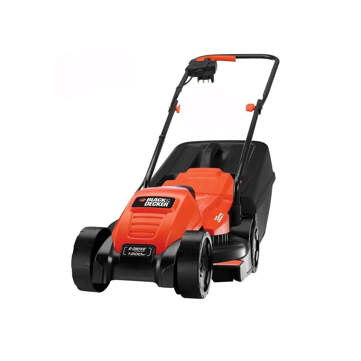 EMAX32-B1 Black+Decker  - Máy cắt cỏ
