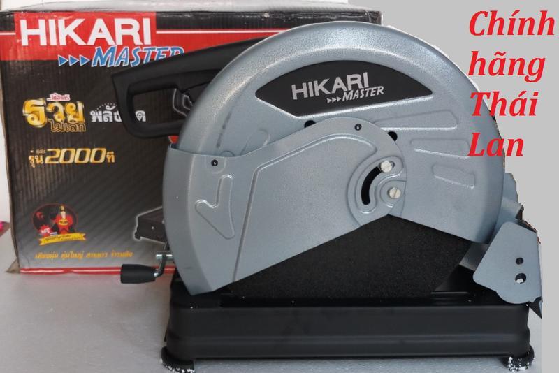 Máy cắt sắt bàn Hikari Thái lan PC14-2015H đĩa cắt 14~355mm Máy cắt sắt máy cắt nhập khẩu