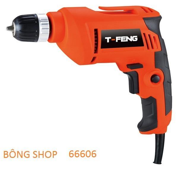 Hình ảnh Máy khoan cầm tay T-FENG Mod.66606 450W Lõi dây đồng