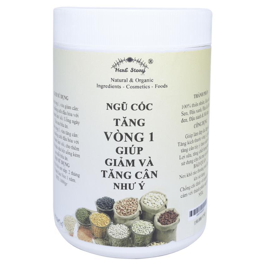 Cửa Hàng Bột Ngũ Cốc Tăng Giảm Can Tăng Vong 1 1Kg Việt Nam