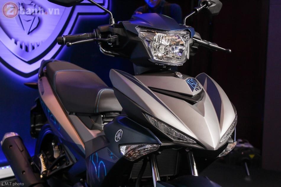 Xe Yamaha Exciter 150 Limited 2017 (Matt Blue) – Phiên bản đặc biệt