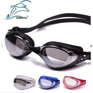 Kính bơi thời trang SHENYU SY6100 chống thấm nước, chống sương mù và tia UV cho nam giới và nữ giới thumbnail