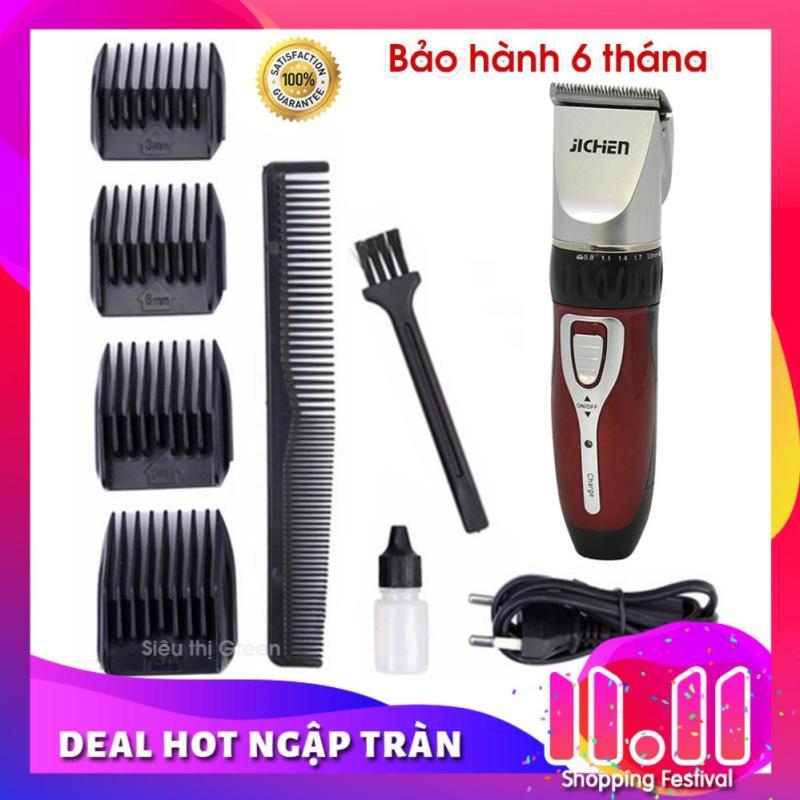 Tông đơ cắt tóc Jichen - 8017 (Nhiều màu) - Tông đơ cắt tóc trẻ em { HÀNG CHẤT } - Có phiếu bảo hành sản phẩm - Hãng phân phối chính thức