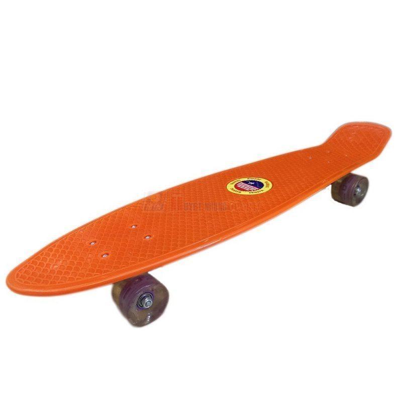 Giá bán Ván trượt Skateboard Penny thể thao siêu đẹp, không đèn(Màu ngẫu nhiên)