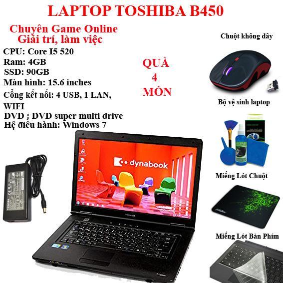 Hình ảnh Laptop Toshiba chuyên game online LOL