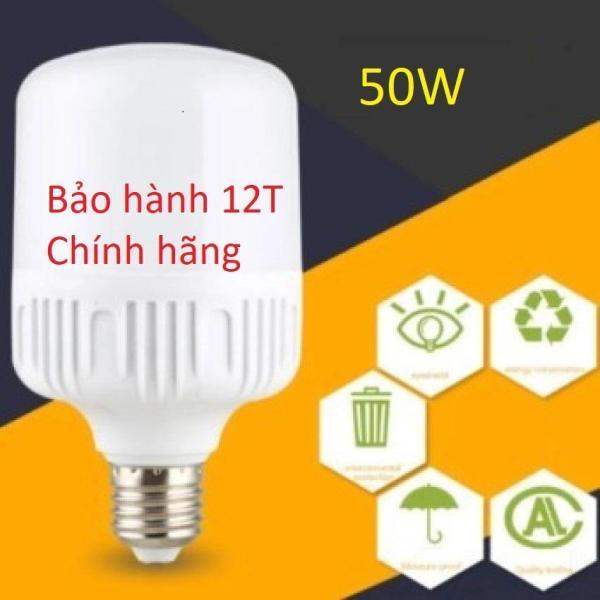 [HCM]Bóng đèn LED Bulb trụ 50W E27