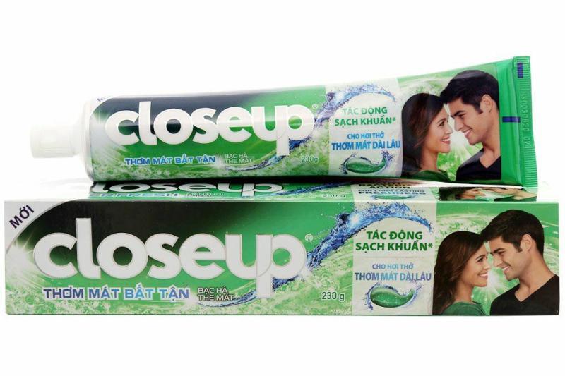 Combo 5 Kem đánh răng closeup 30g