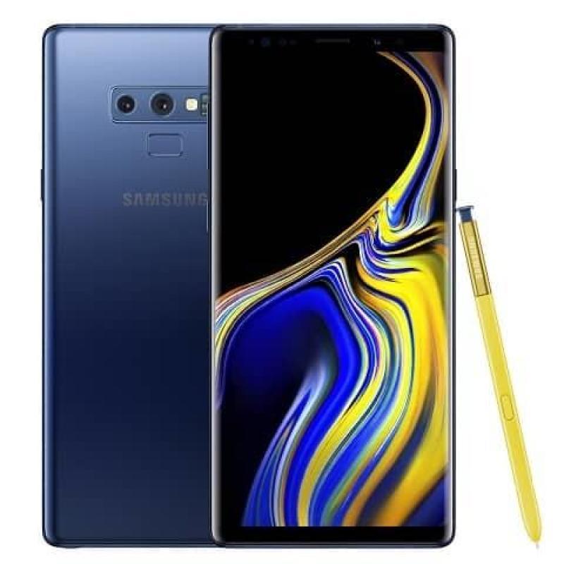 Điện thoại Samsung Galaxy Note 9 128GB màu xanh (hàng nhập khẩu)
