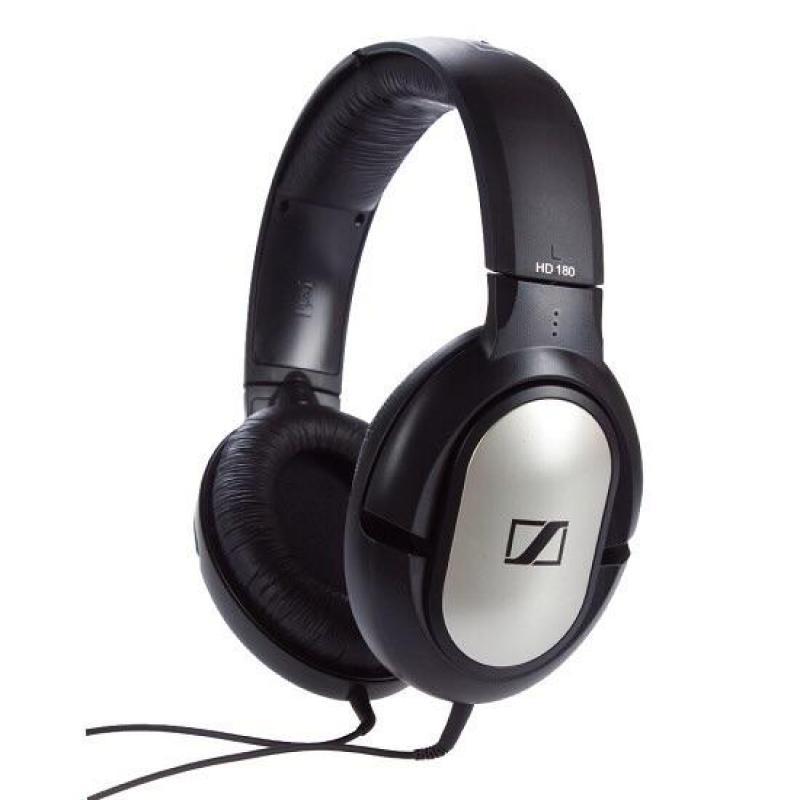 Tai nghe Sennheiser HD 180 (Đen)
