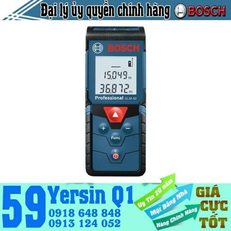 Máy Đo Khoảng Cách Bosch GLM 40 40M