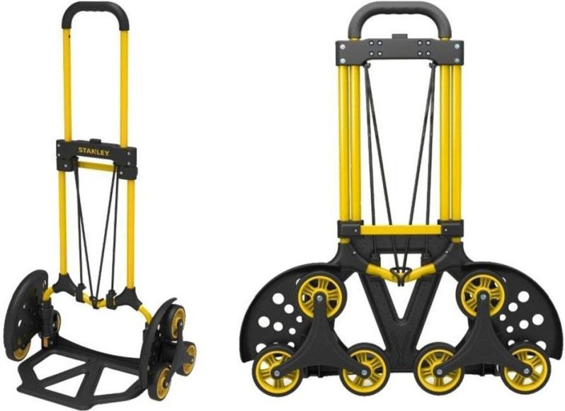 Xe đẩy leo cầu thang gấp gọn Stanley SXWTD-FT581 (tải trọng 30kg)