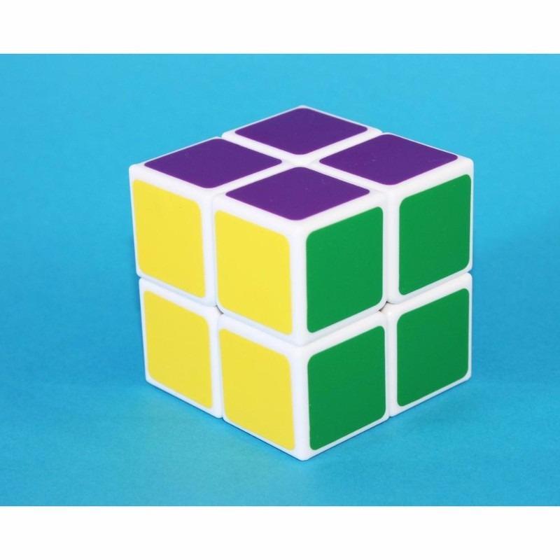 Hình ảnh Xếp hình Rubik 2x2 phát triển trí tuệ trẻ em
