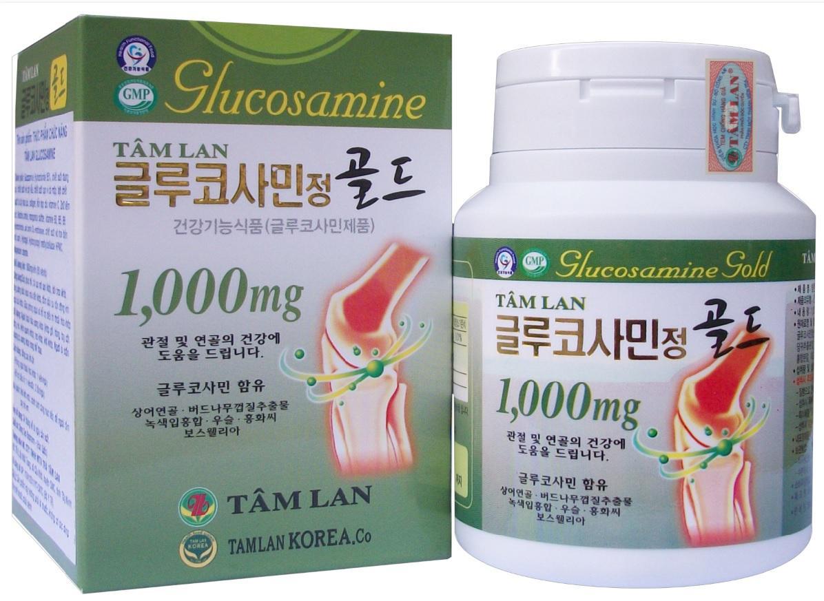 Viên Khớp Tâm Lan (Tam Lan Glucosamin)