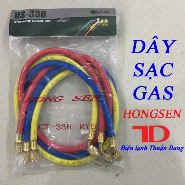 Dây sạc gas máy lạnh R22 HONGSEN HS-336