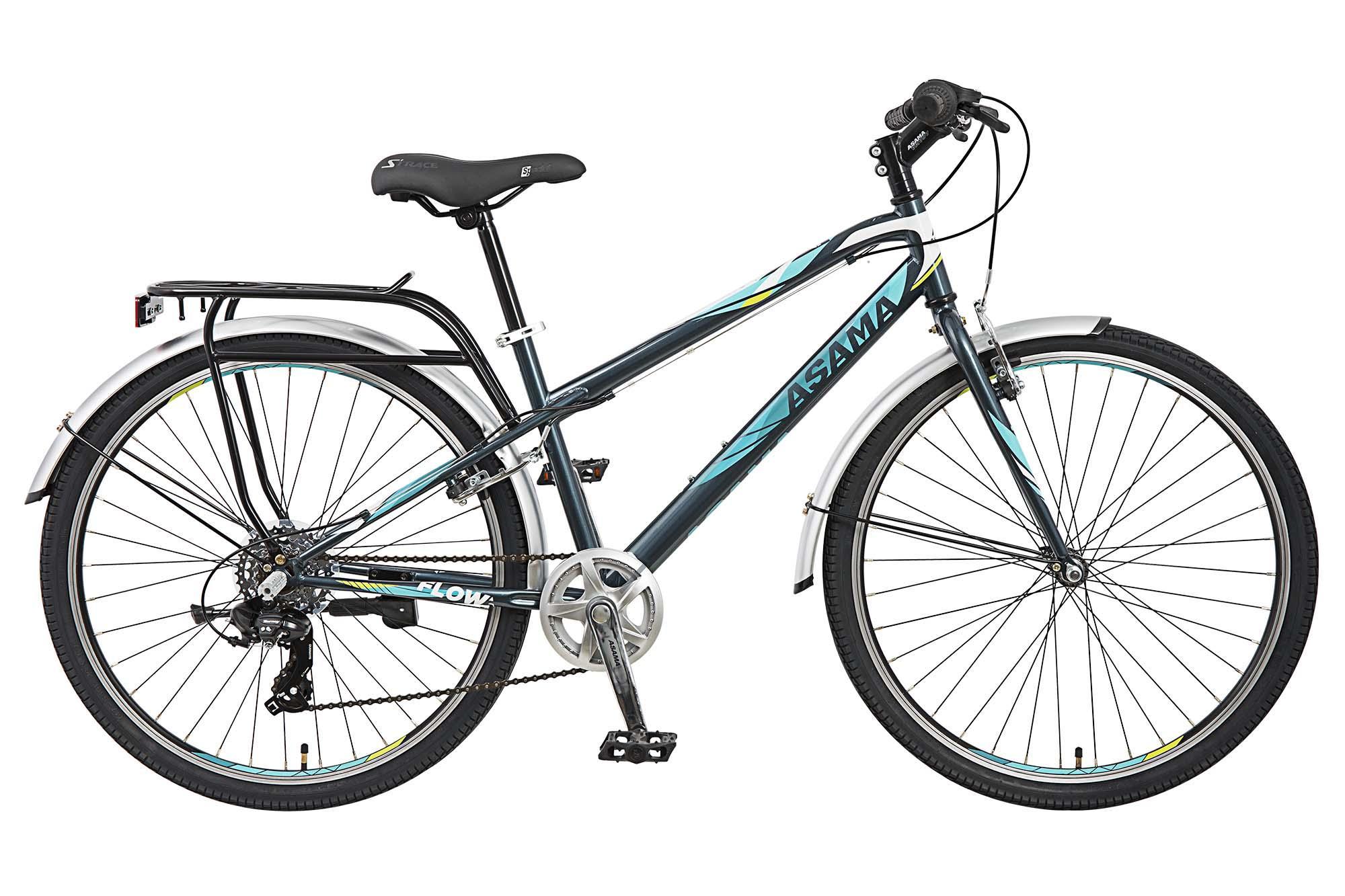 Mua Xe đạp thể thao Asama TRK - FL 2601( Xám )
