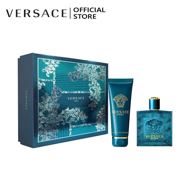 Gift Set Nước hoa V.E.R.S.A.C.E Eros EDT (Trọn bộ 2 sản phẩm)