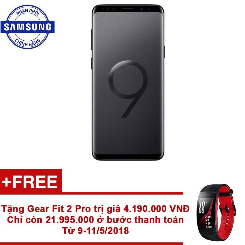 Mua Samsung Galaxy S9 128Gb Ram 6Gb Đen Hang Phan Phối Chinh Thức