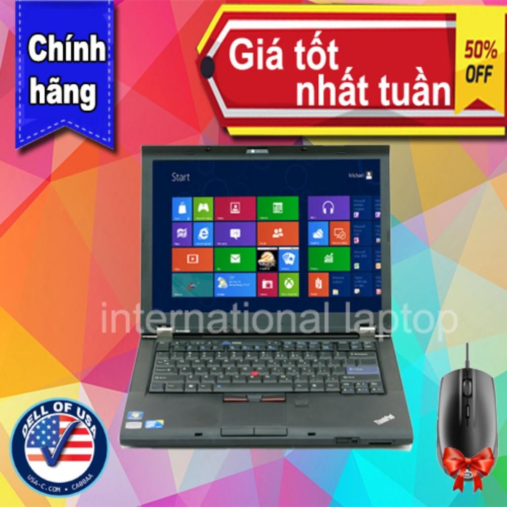 Laptop Lenovo Thinkpad T410 I5 4 500 Hang Nhập Khẩu Nguyên