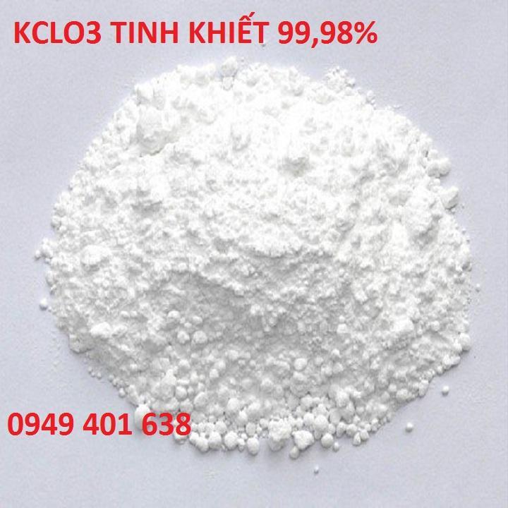 Hình ảnh KCLO3 TINH KHIẾT 99,9% 500G