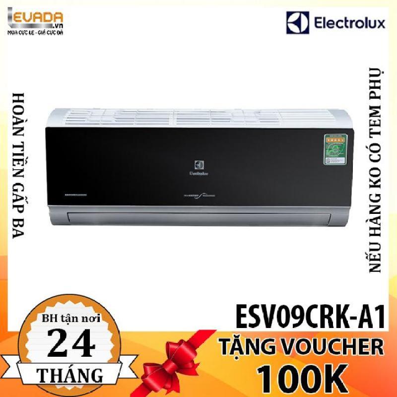 Bảng giá (ONLY HCM) Máy Lạnh Electrolux 1 HP ESV09CRK-A1