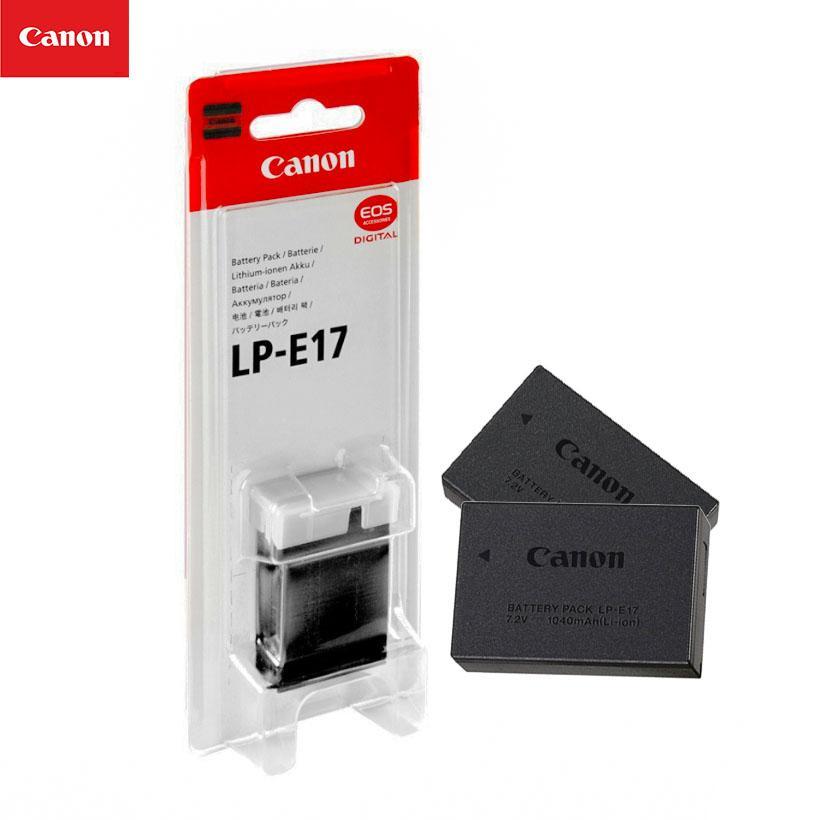 Pin Canon LP-E17 Cho Canon 750D 760D 77D M3 M5 800D M6 (Lê Bảo Minh) Giá Quá Ưu Đãi