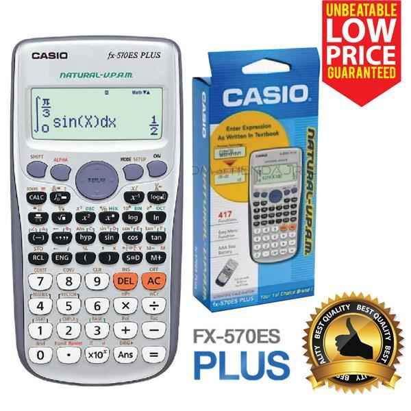 Mua Calculator-Fx-570-Es-Plus