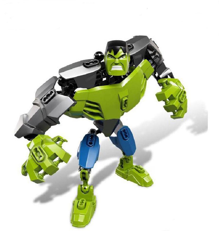 Hình ảnh Mô hình Biệt đội siêu anh hùng The Avengers đồ chơi lắp ráp