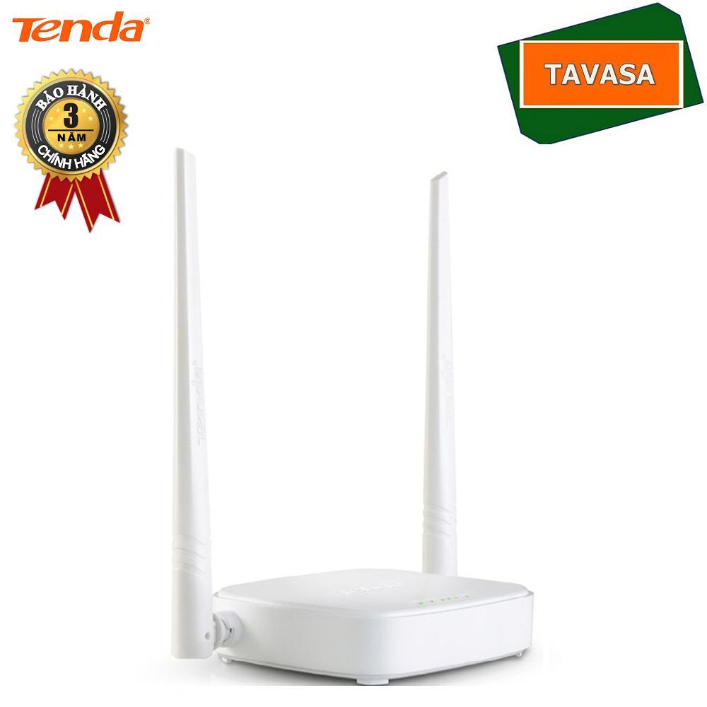 Bộ Phát Wifi TENDA N301 (Trắng) - Hãng Phân Phối Chính Thức Đang Có Ưu Đãi