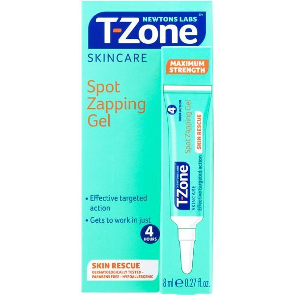 Chấm mụn siêu tốc T-Zone Spot Zapping Gel 8ml cao cấp