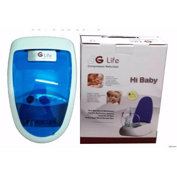 Máy xông khí dung hút rửa mũi cho bé HI BABY cao cấp