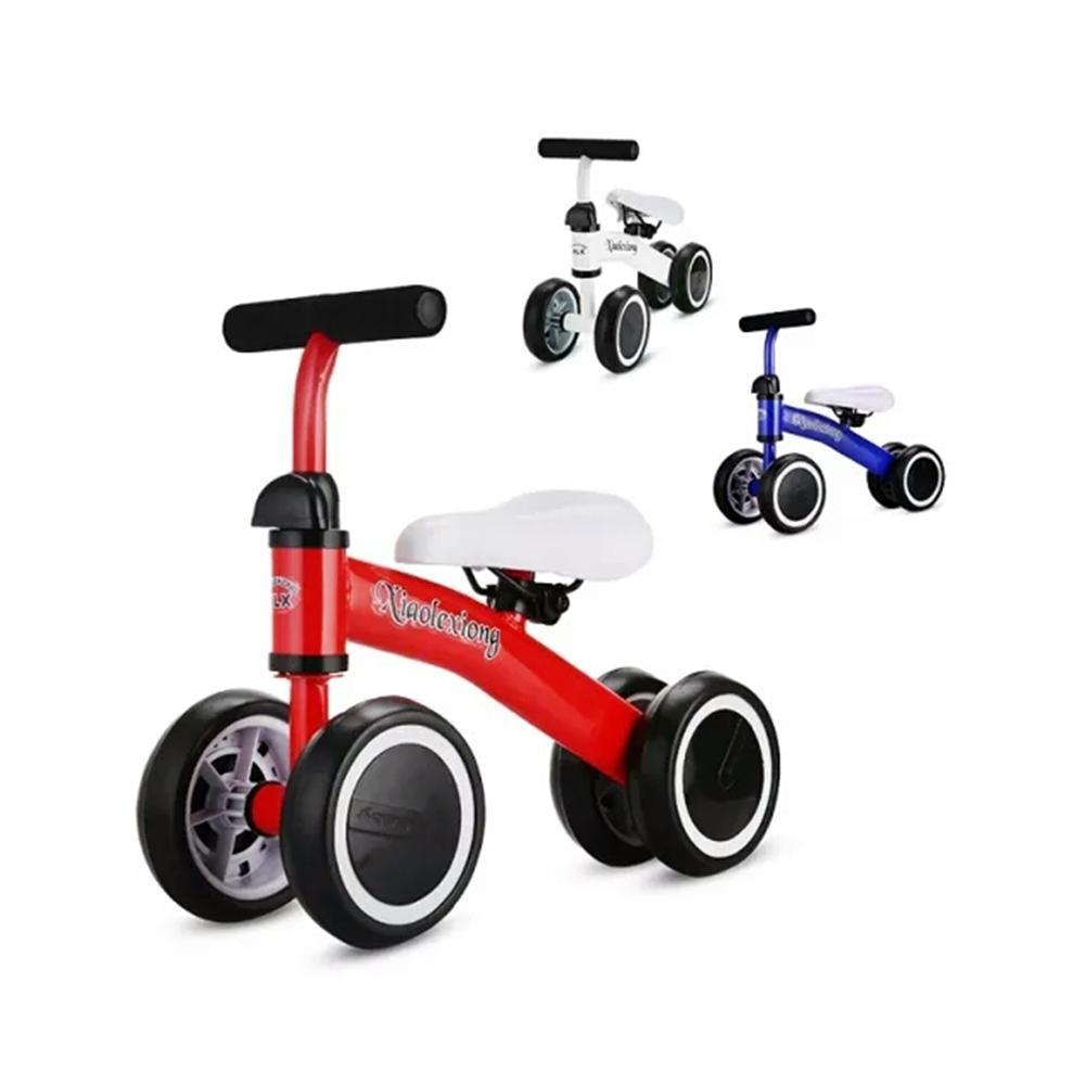 Hình ảnh Xe thăng bằng Xe tròi chân 3 bánh cho bé <3 tuổi Mẫu Trai - Gái tùy chọn mẫu